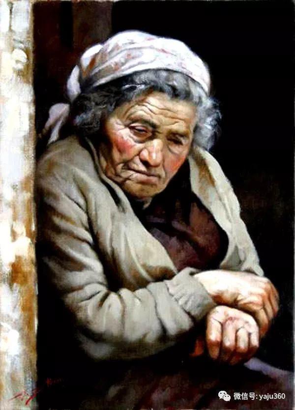 女性油画作品 意大利Gianni Strino插图53