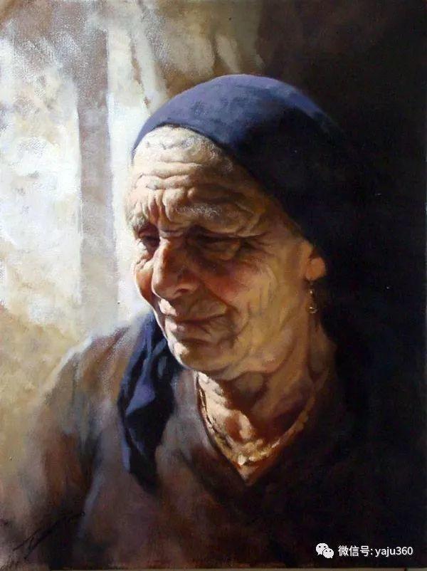 女性油画作品 意大利Gianni Strino插图55