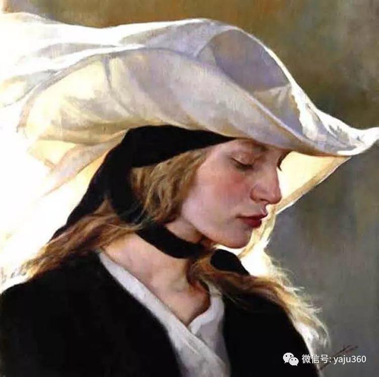 女性油画作品 意大利Gianni Strino插图57