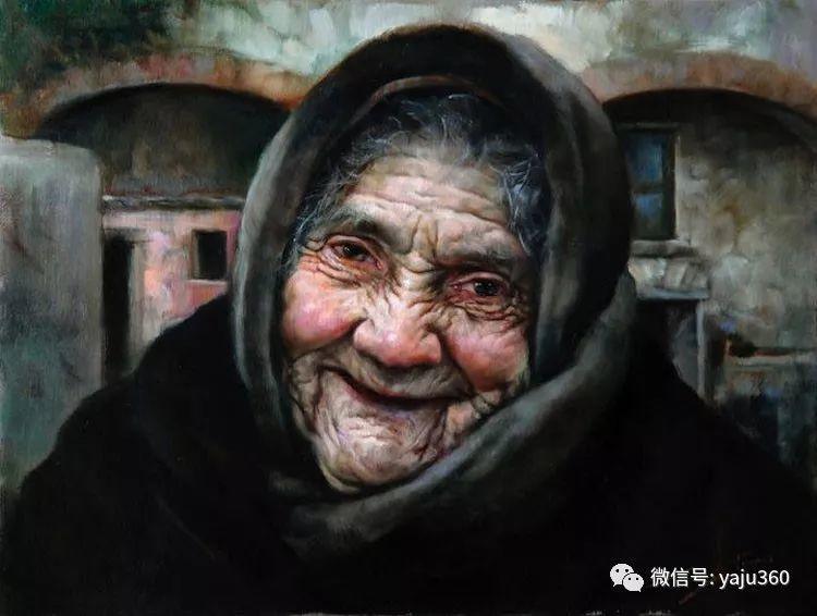 女性油画作品 意大利Gianni Strino插图59