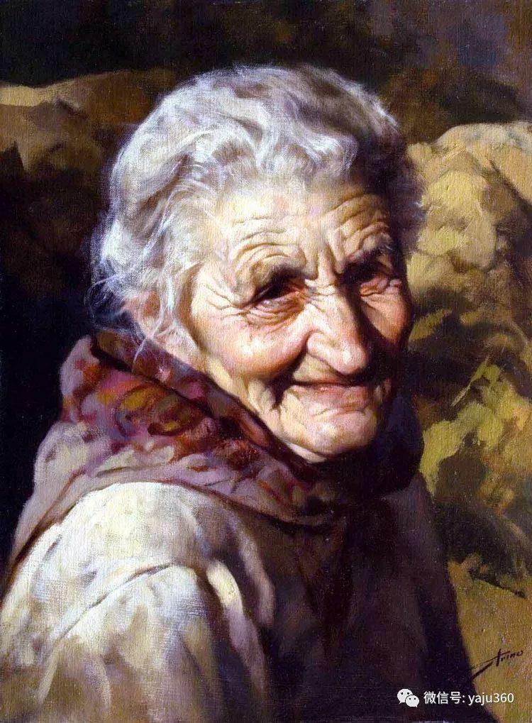 女性油画作品 意大利Gianni Strino插图65