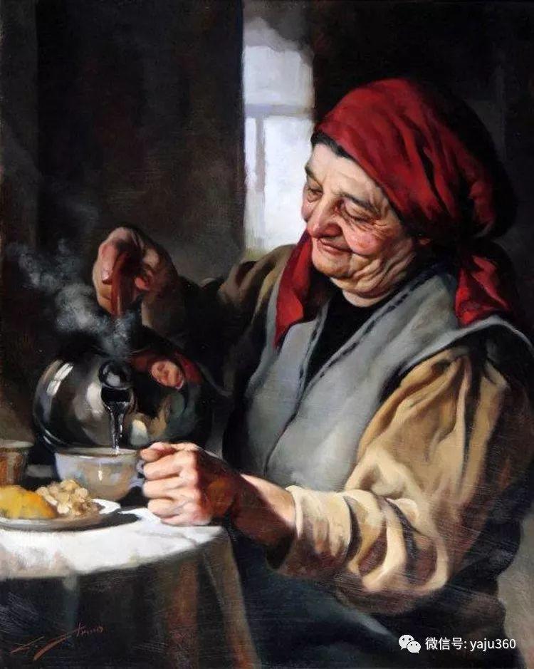 女性油画作品 意大利Gianni Strino插图67