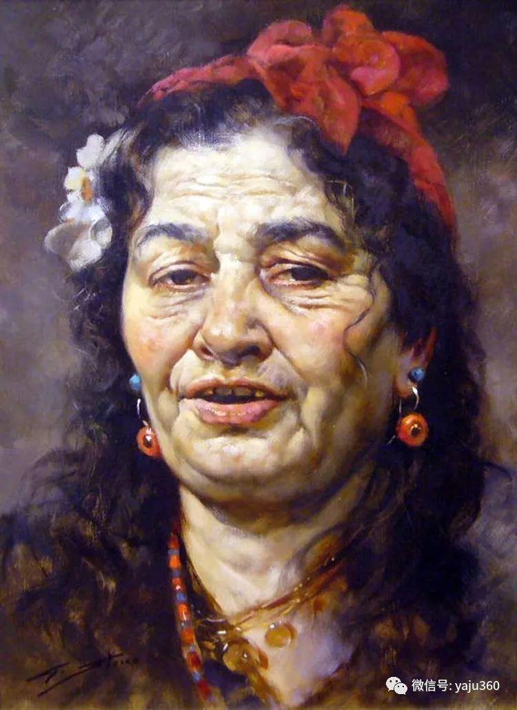 女性油画作品 意大利Gianni Strino插图69