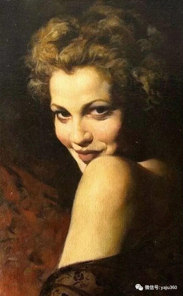 女性油画作品 意大利Gianni Strino插图73
