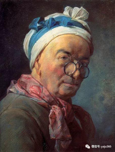 静物画巨匠 法国画家夏尔丹插图1