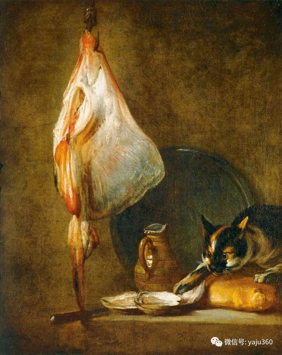 静物画巨匠 法国画家夏尔丹插图9