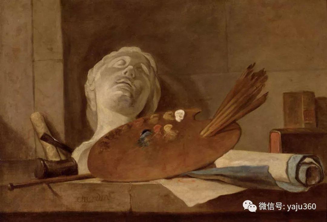 静物画巨匠 法国画家夏尔丹插图11