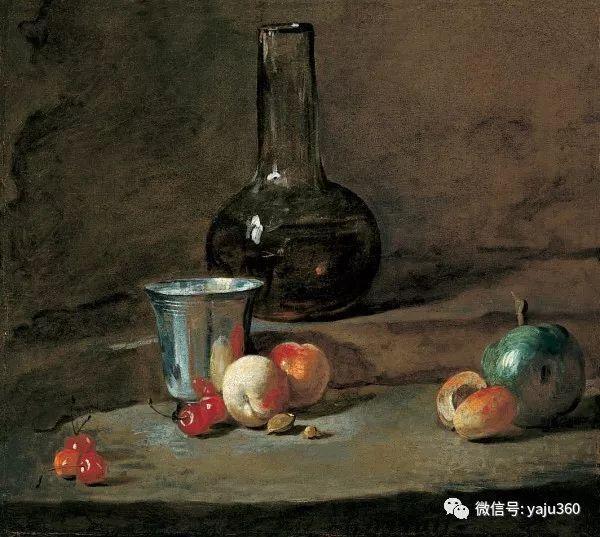 静物画巨匠 法国画家夏尔丹插图17