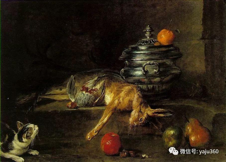 静物画巨匠 法国画家夏尔丹插图19