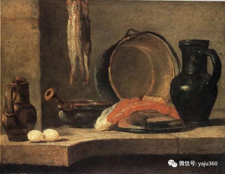 静物画巨匠 法国画家夏尔丹插图29