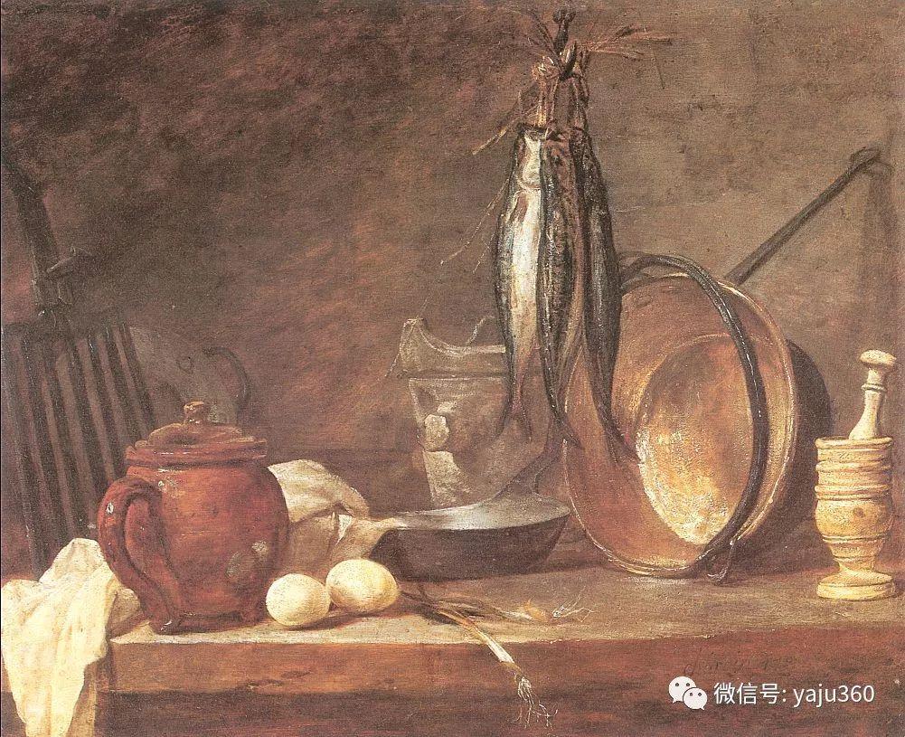 静物画巨匠 法国画家夏尔丹插图31