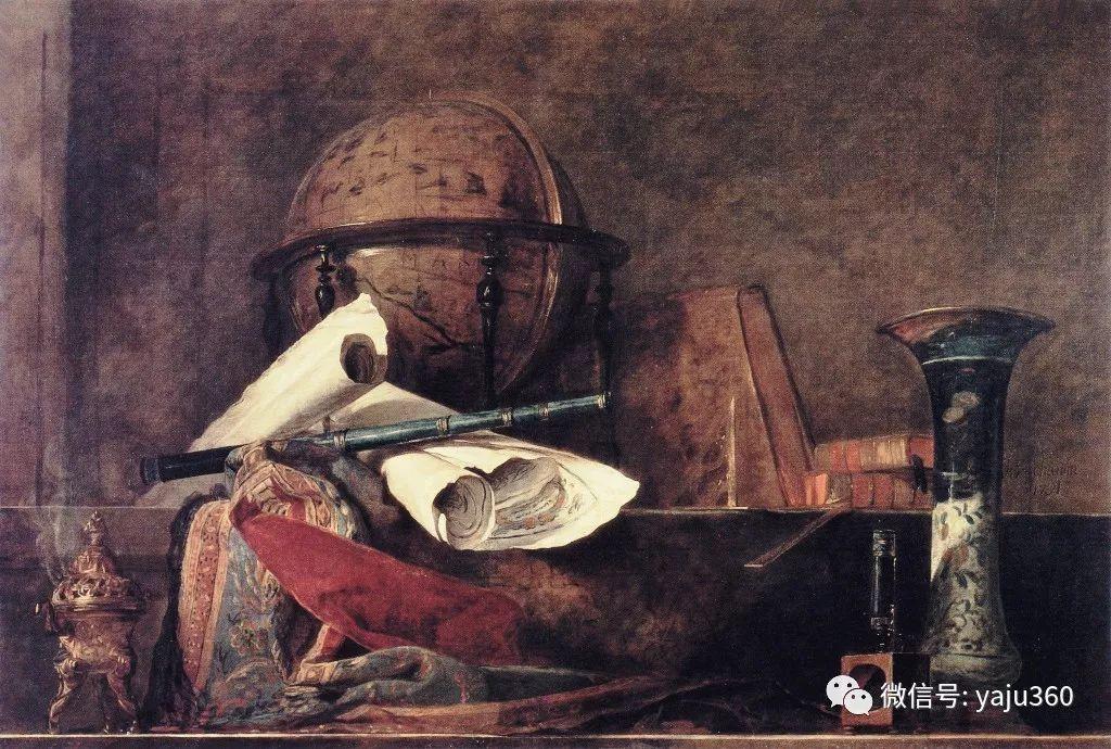 静物画巨匠 法国画家夏尔丹插图33