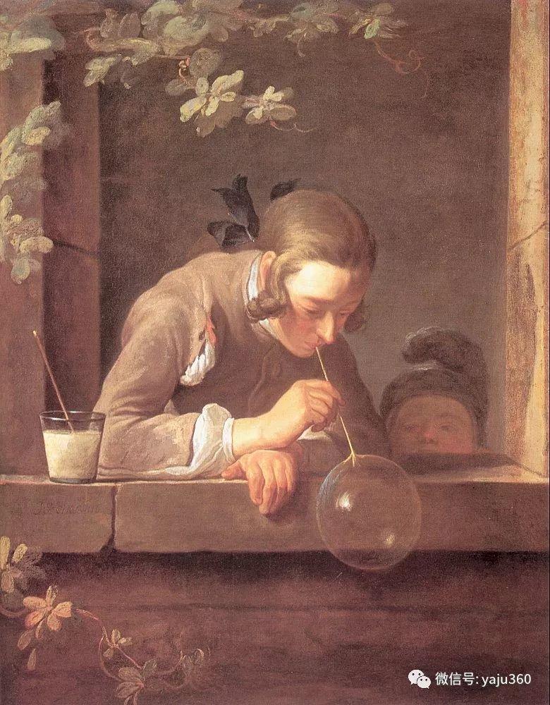 静物画巨匠 法国画家夏尔丹插图49