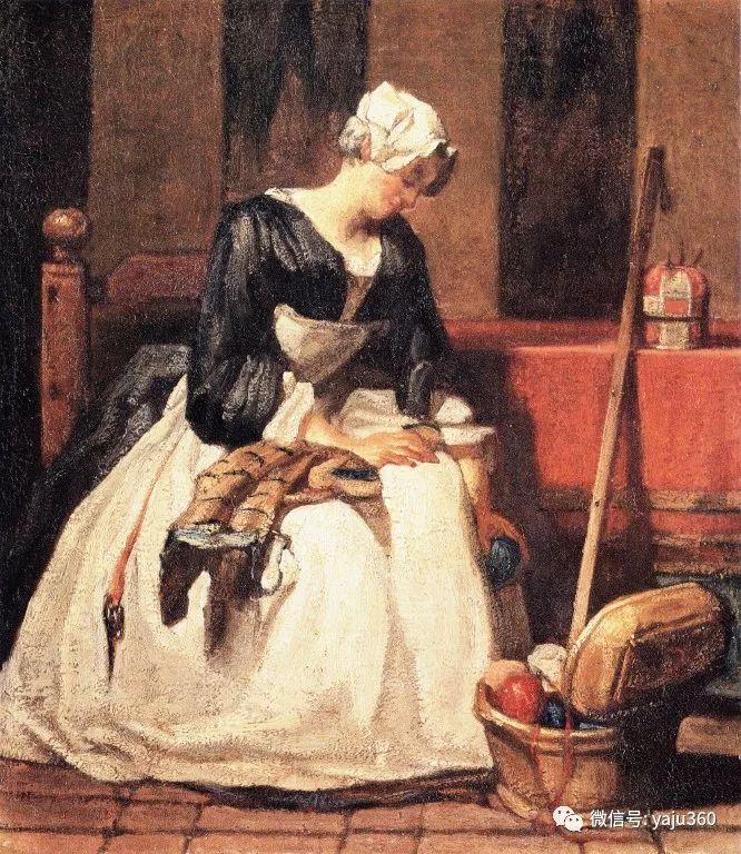 静物画巨匠 法国画家夏尔丹插图61