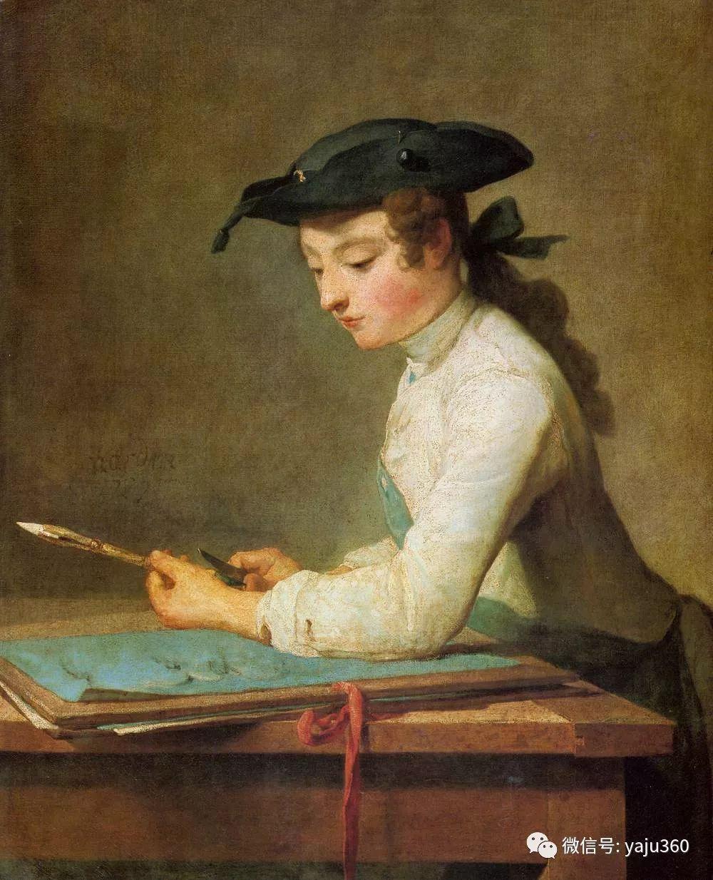 静物画巨匠 法国画家夏尔丹插图63