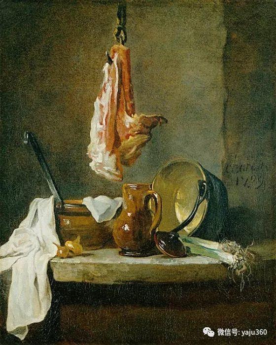 静物画巨匠 法国画家夏尔丹插图75