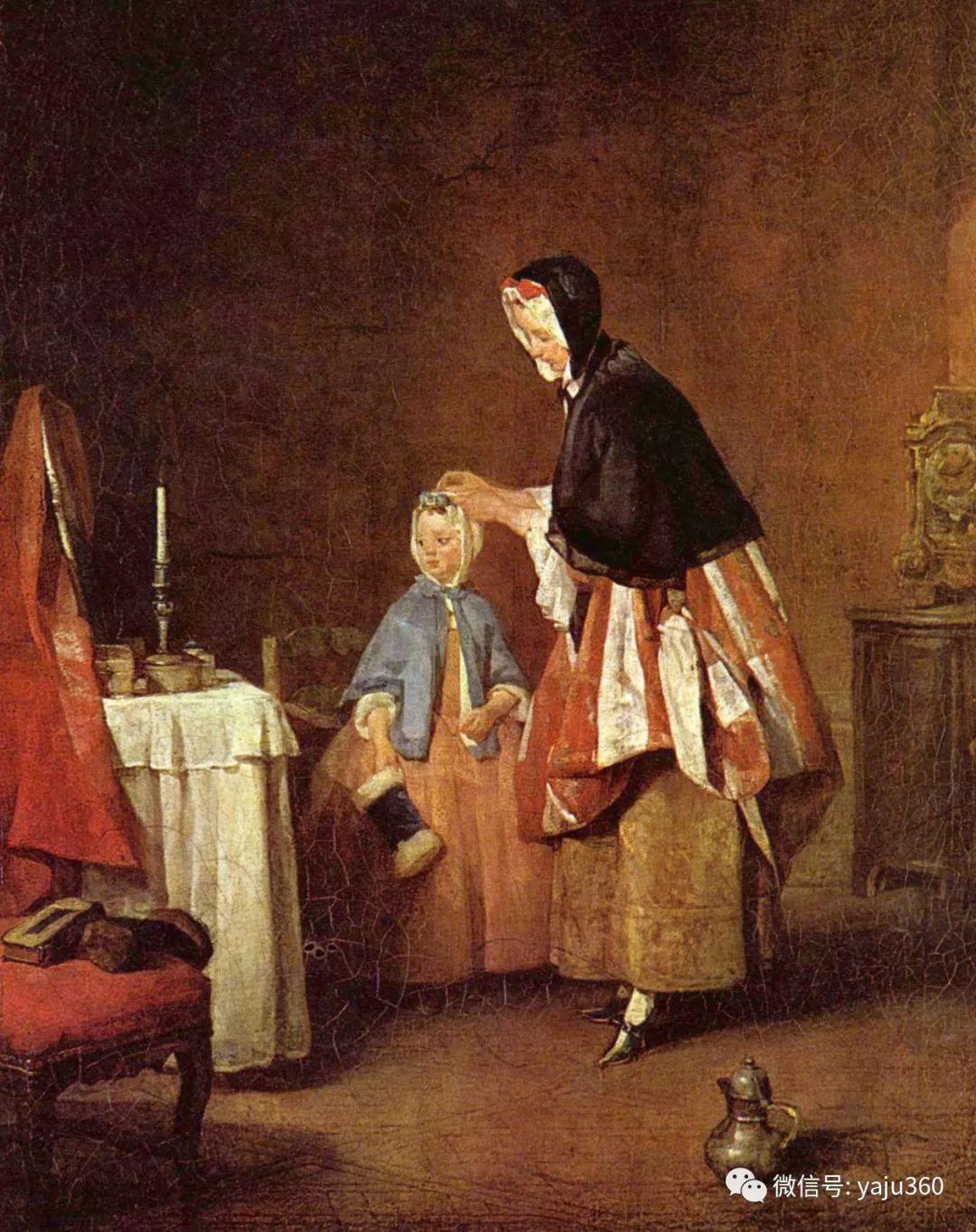 静物画巨匠 法国画家夏尔丹插图85