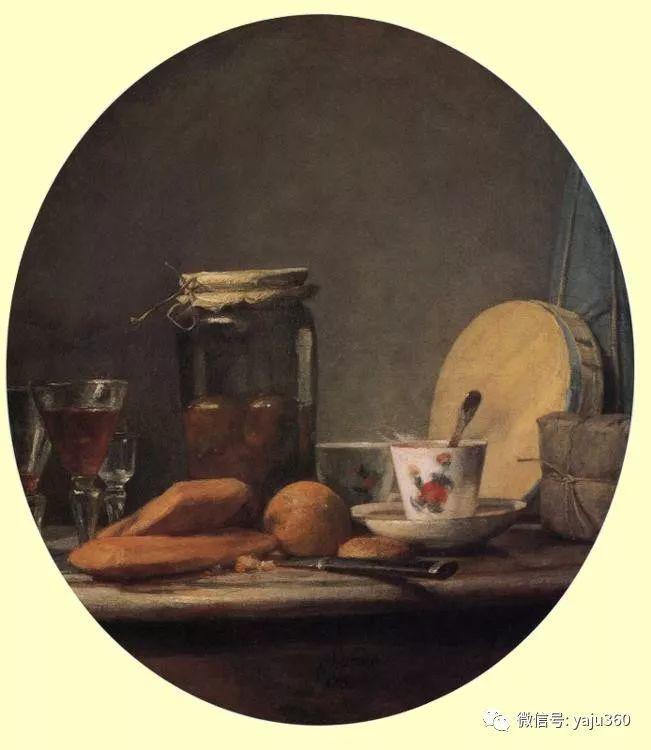 静物画巨匠 法国画家夏尔丹插图107