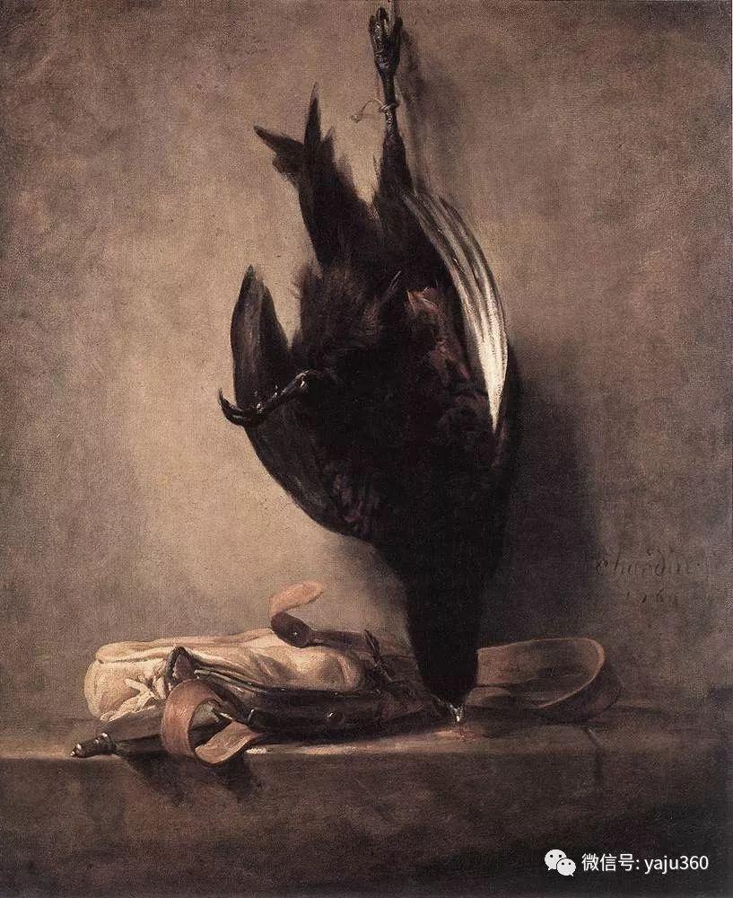 静物画巨匠 法国画家夏尔丹插图111