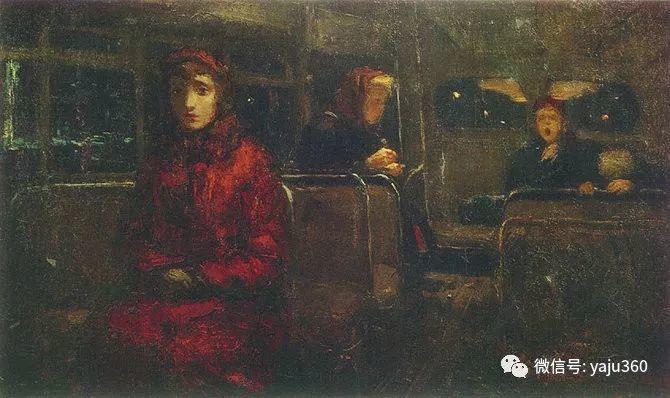 俄罗斯Ilya Glazunov油画作品插图7