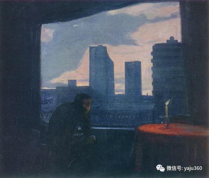 俄罗斯Ilya Glazunov油画作品插图8