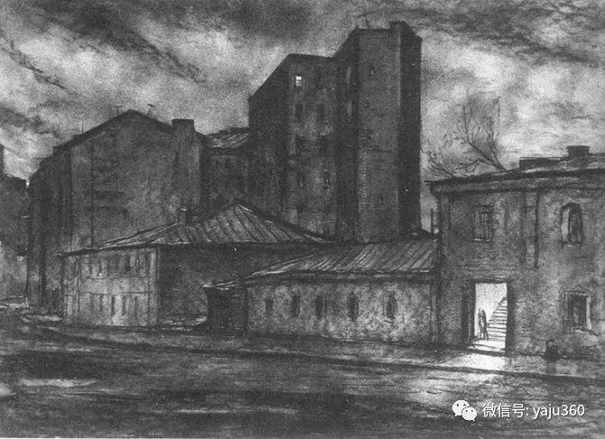 俄罗斯Ilya Glazunov油画作品插图9