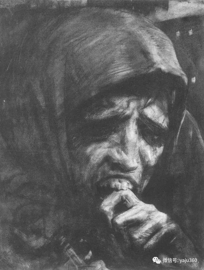 俄罗斯Ilya Glazunov油画作品插图11