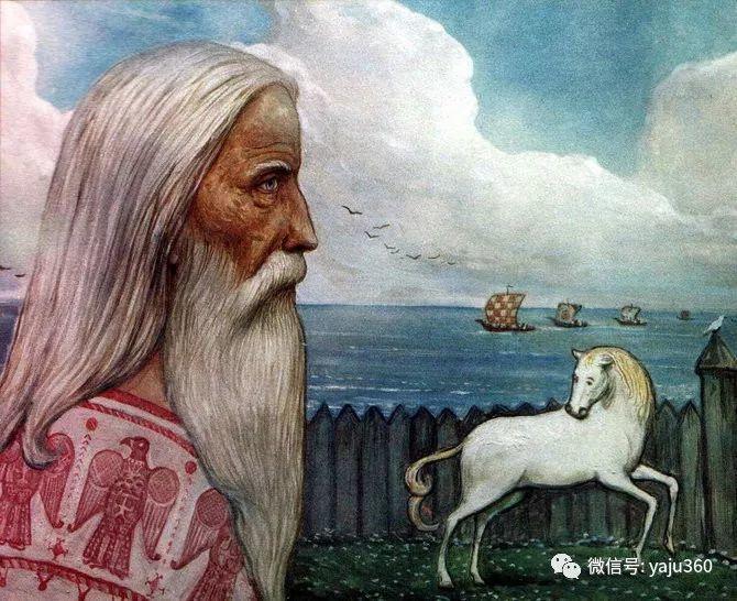 俄罗斯Ilya Glazunov油画作品插图16