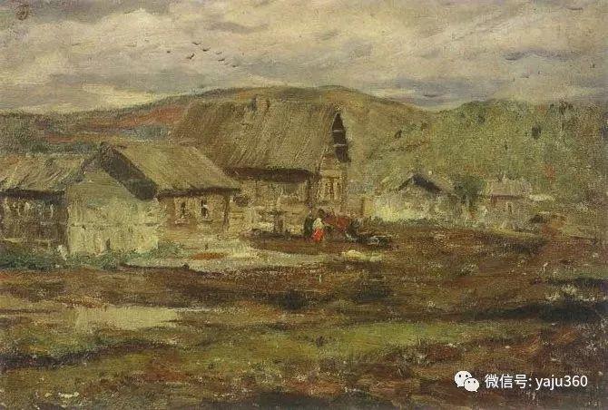 俄罗斯Ilya Glazunov油画作品插图17