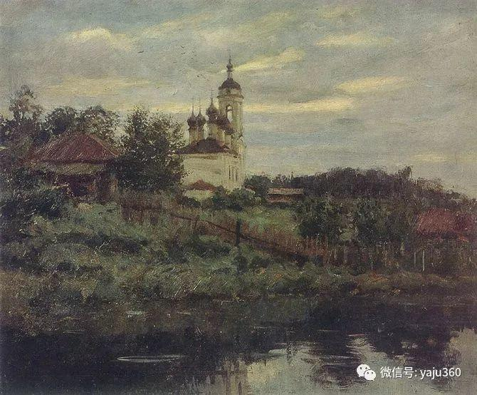 俄罗斯Ilya Glazunov油画作品插图19