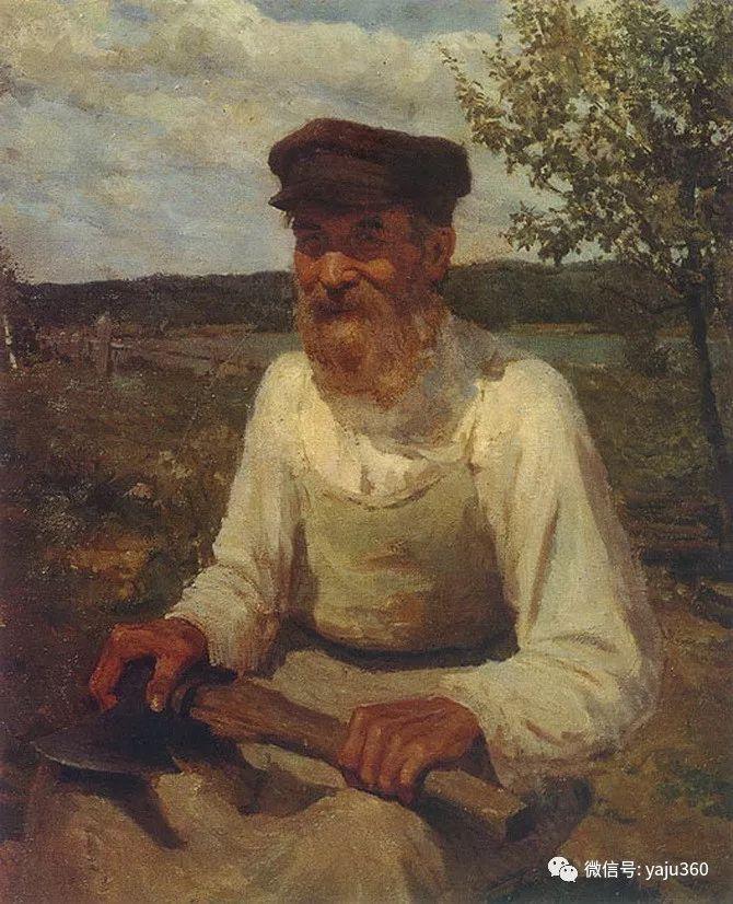 俄罗斯Ilya Glazunov油画作品插图20