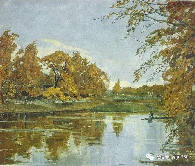 俄罗斯Ilya Glazunov油画作品插图24