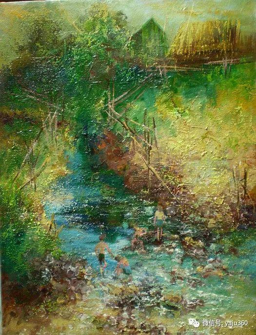 风景油画欣赏 俄罗斯Sidwal插图13