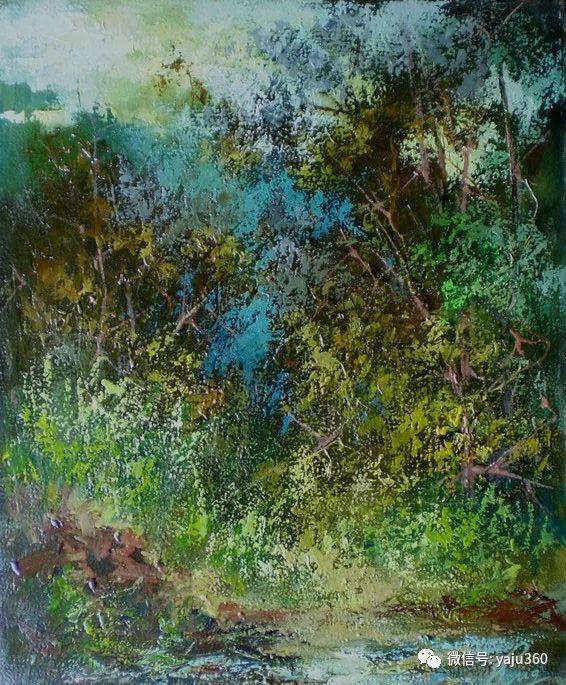 风景油画欣赏 俄罗斯Sidwal插图15