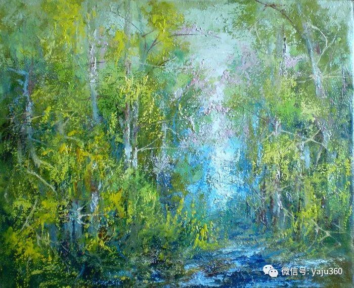 风景油画欣赏 俄罗斯Sidwal插图17