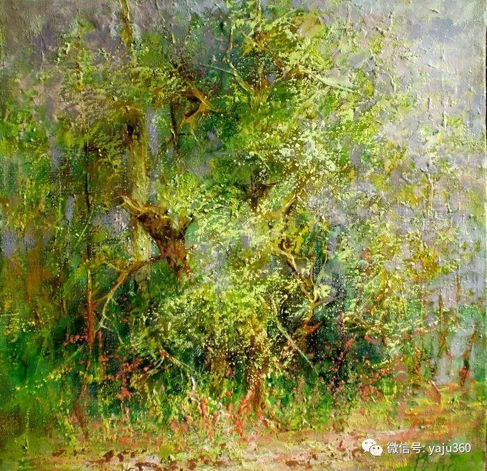 风景油画欣赏 俄罗斯Sidwal插图19
