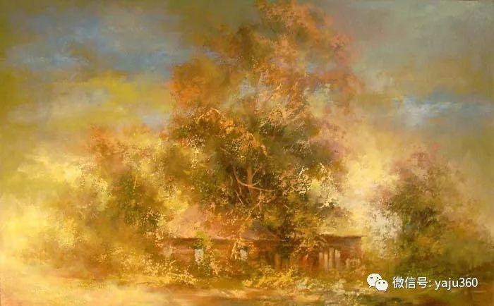风景油画欣赏 俄罗斯Sidwal插图21
