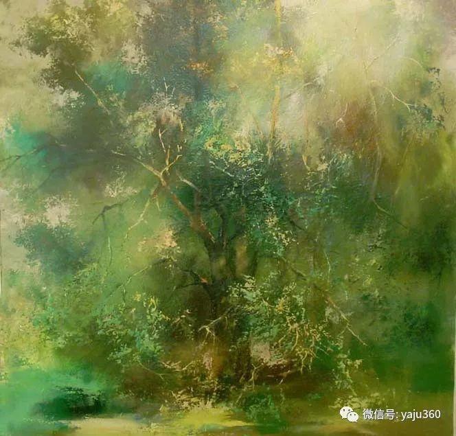 风景油画欣赏 俄罗斯Sidwal插图23