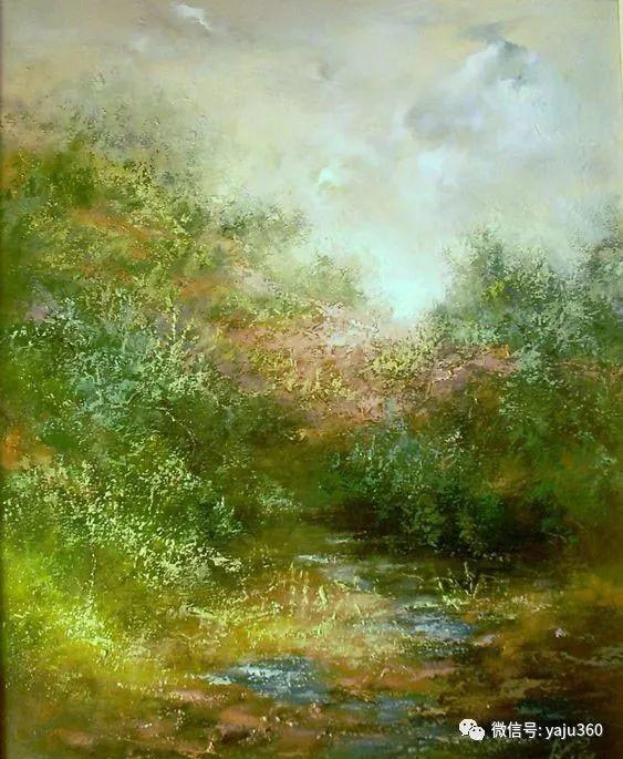 风景油画欣赏 俄罗斯Sidwal插图25
