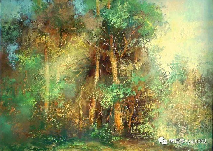 风景油画欣赏 俄罗斯Sidwal插图27