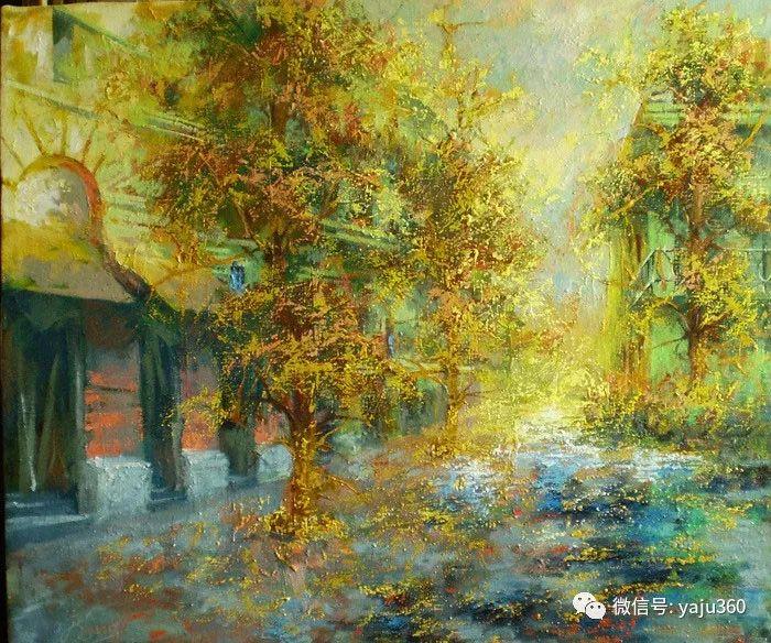 风景油画欣赏 俄罗斯Sidwal插图33
