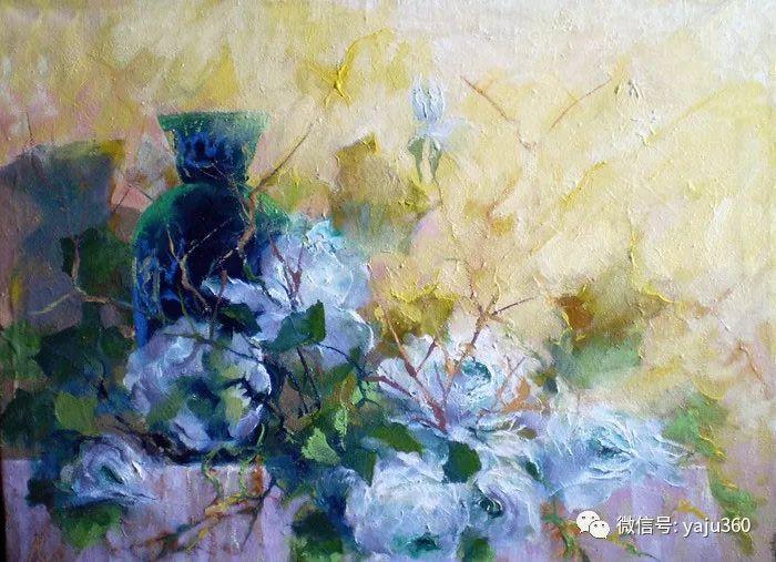 风景油画欣赏 俄罗斯Sidwal插图45