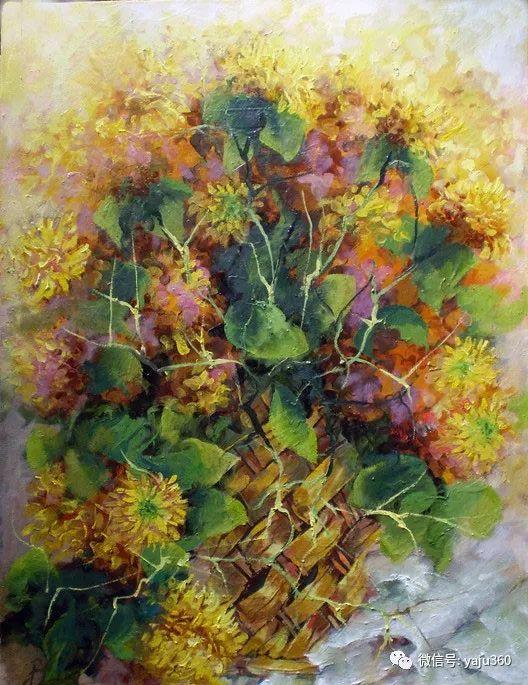 风景油画欣赏 俄罗斯Sidwal插图53
