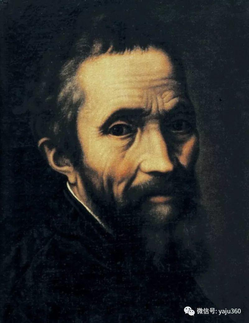 文艺复兴三杰 意大利画家Michelangelo插图1