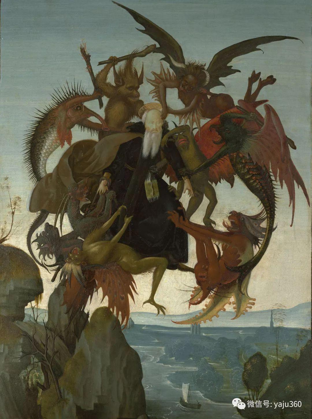 文艺复兴三杰 意大利画家Michelangelo插图3