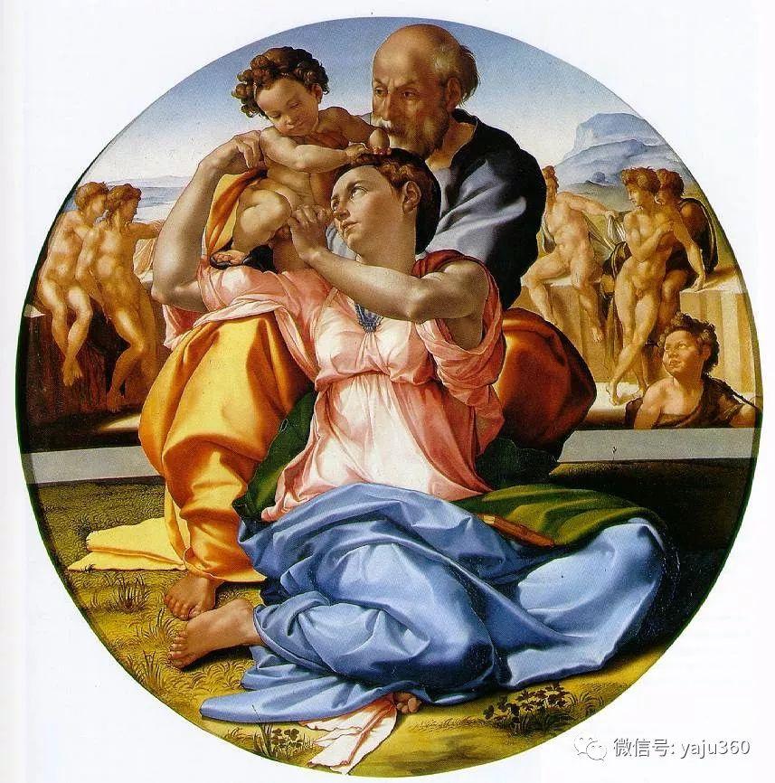 文艺复兴三杰 意大利画家Michelangelo插图5
