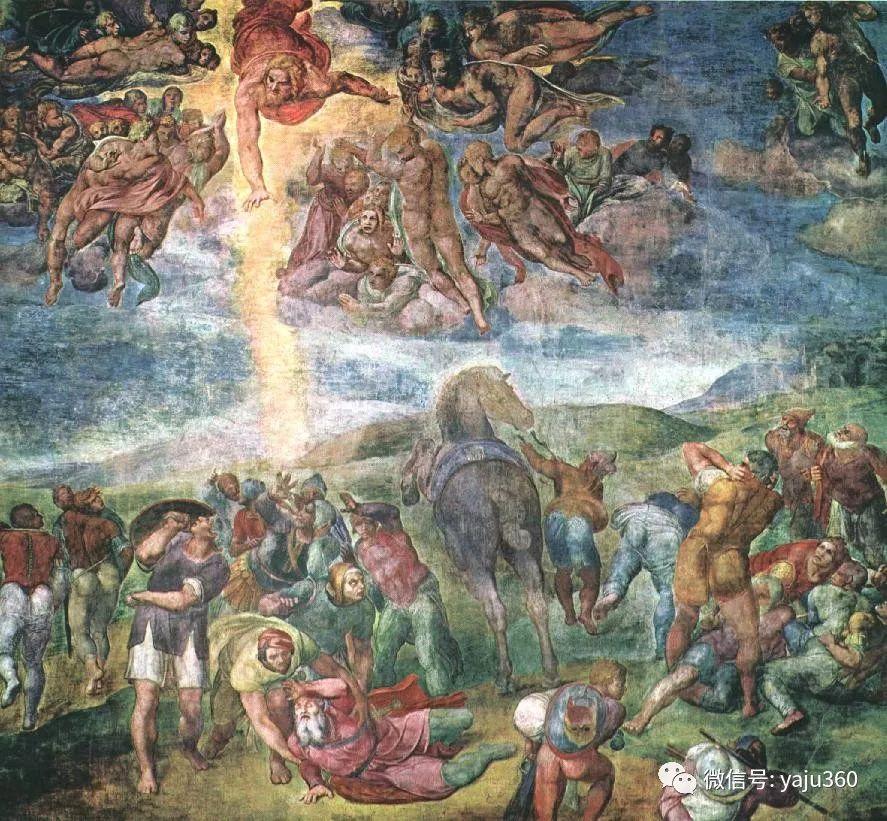 文艺复兴三杰 意大利画家Michelangelo插图13