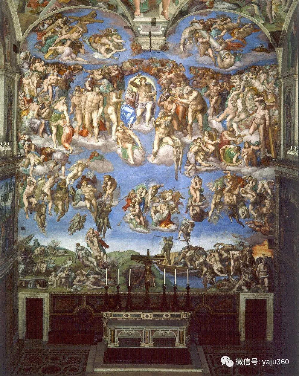 文艺复兴三杰 意大利画家Michelangelo插图15