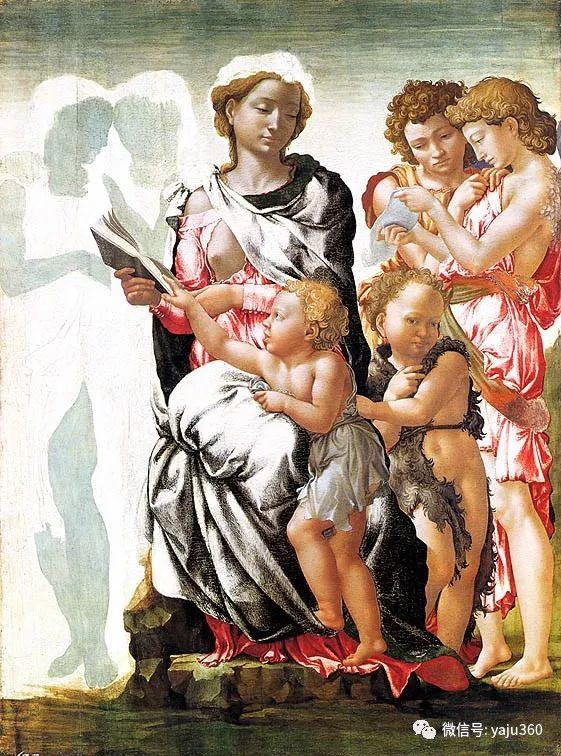 文艺复兴三杰 意大利画家Michelangelo插图17