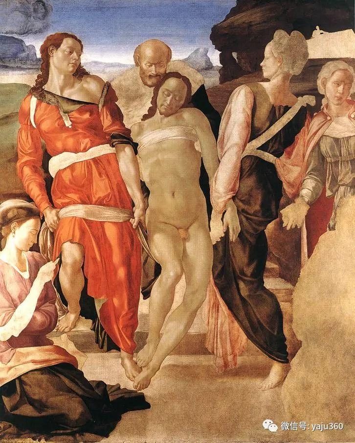 文艺复兴三杰 意大利画家Michelangelo插图19